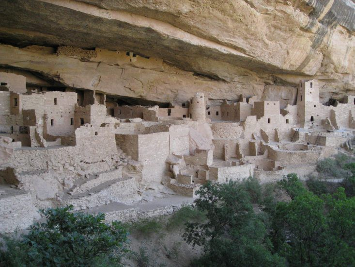 Colorado, Mesa Verde National Park