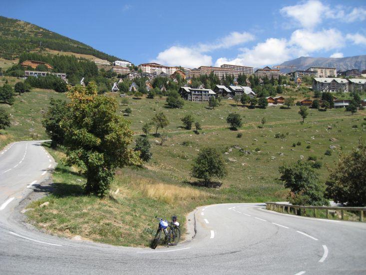 Frankrig, Alpe d´huez