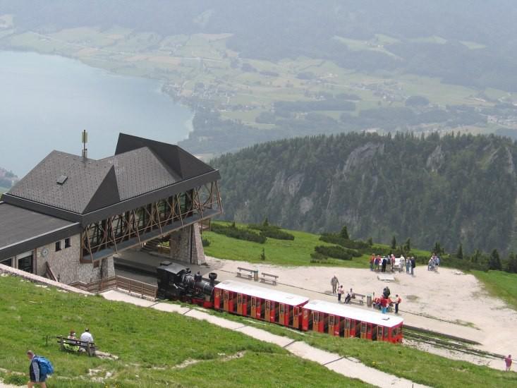 Østrig, Schafberg