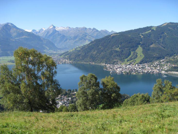 Østrig, Zell am See