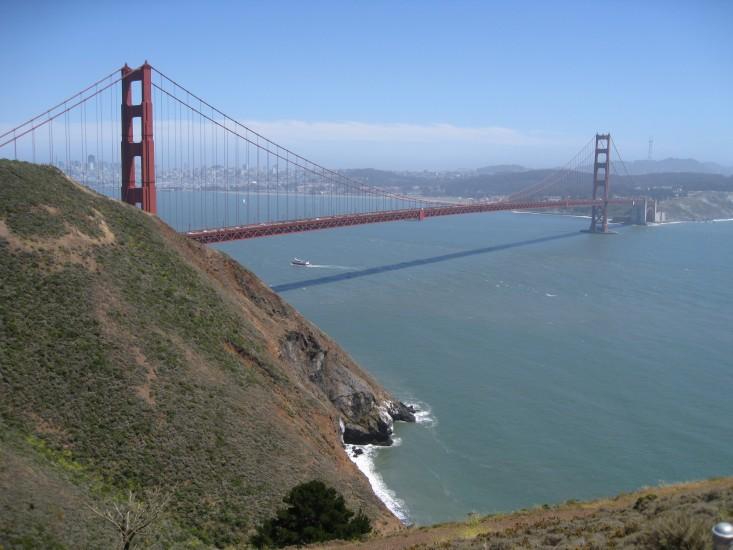 Californien, Golden Gate Bridge