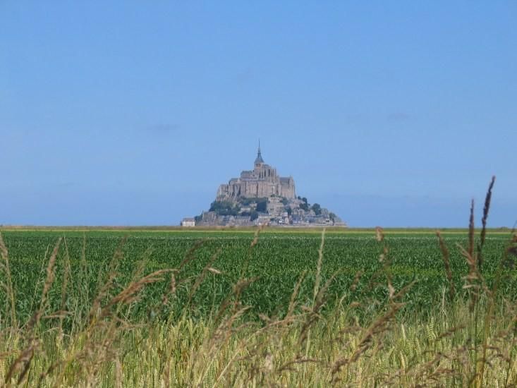 Frankrig, Mont Saint Michel